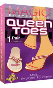 Queen-Toes-Clear
